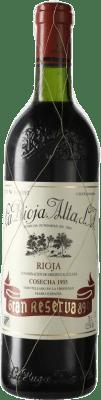 165,95 € Free Shipping | Red wine Rioja Alta 890 Selección Especial Gran Reserva 1985 D.O.Ca. Rioja Spain Tempranillo Bottle 75 cl