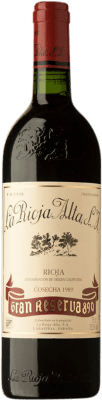 152,95 € Kostenloser Versand | Rotwein Rioja Alta 890 Gran Reserva 1989 D.O.Ca. Rioja Spanien Tempranillo Flasche 75 cl