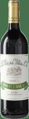 49,95 € Free Shipping | Red wine Rioja Alta 904 Gran Reserva 2010 D.O.Ca. Rioja Spain Tempranillo Bottle 75 cl