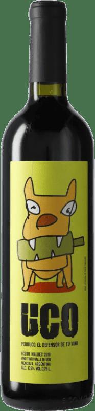 9,95 € Envoi gratuit | Vin rouge Valle de Uco Acero I.G. Mendoza Mendoza Argentine Bouteille 75 cl