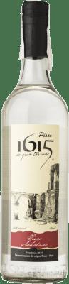 19,95 € Envío gratis | Pisco Pisco 1615 Acholado Perú Botella 70 cl