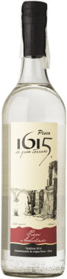 19,95 € Free Shipping | Pisco Pisco 1615 Acholado Peru Bottle 70 cl