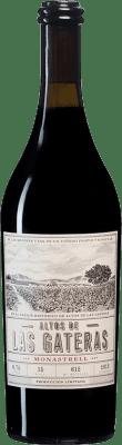 37,95 € Envío gratis | Vino tinto Castaño Altos de las Gateras D.O. Yecla España Monastrell Botella 75 cl