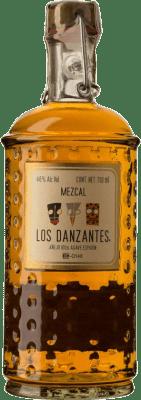 79,95 € Kostenloser Versand | Mezcal Los Danzantes Añejo Mexiko Flasche 70 cl