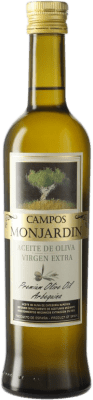 9,95 € Free Shipping | Cooking Oil Castillo de Monjardín Arbequina Extra Navarre Spain Medium Bottle 50 cl