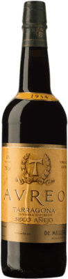 26,95 € Free Shipping | Red wine De Muller Aureo Dry D.O. Tarragona Catalonia Spain Grenache, Grenache White Bottle 75 cl