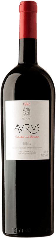 4 458,95 € Free Shipping | Red wine Allende Aurus 1996 D.O.Ca. Rioja Spain Tempranillo, Graciano Botella Goliath 27 L