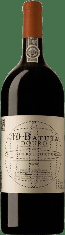 182,95 € Free Shipping | Red wine Niepoort Batuta 2010 I.G. Douro Douro Portugal Touriga Franca, Touriga Nacional, Tinta Roriz Magnum Bottle 1,5 L
