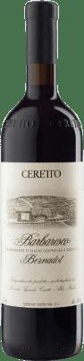 121,95 € Free Shipping | Red wine Ceretto Bernadot D.O.C.G. Barbaresco Piemonte Italy Nebbiolo Bottle 75 cl