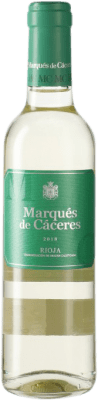 3,95 € Kostenloser Versand   Weißwein Marqués de Cáceres Blanc D.O.Ca. Rioja Spanien Viura Halbe Flasche 37 cl