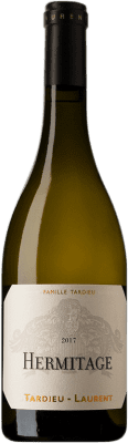 98,95 € Free Shipping | White wine Tardieu-Laurent Blanc A.O.C. Hermitage France Roussanne, Marsanne Bottle 75 cl