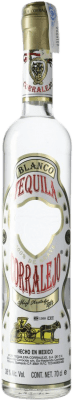 26,95 € Free Shipping | Tequila Corralejo Blanco Jalisco Mexico Bottle 70 cl