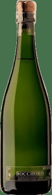 4,95 € Kostenloser Versand | Weißer Sekt Tianna Negre Bocchoris de Sais Brut Natur D.O. Cava Spanien Macabeo, Xarel·lo, Parellada Flasche 75 cl