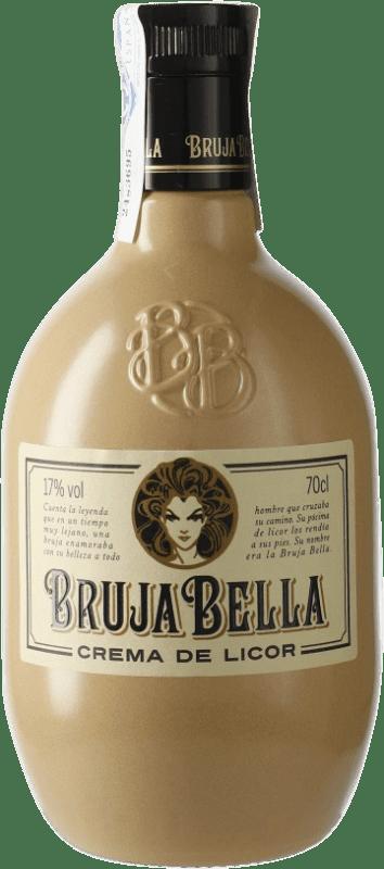 8 95 Kostenloser Versand Cremelikör Caballero Bruja Bella Crema De Licor Galizien Spanien Flasche