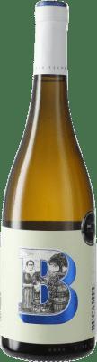 12,95 € Envoi gratuit | Vin blanc Tierras de Orgaz Bucamel D.O. La Mancha Castilla La Mancha Espagne Bouteille 75 cl