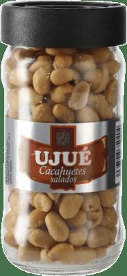 4,95 € Kostenloser Versand | Aperitivos y Snacks Ujué Cacahuete Salado Spanien