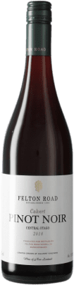 82,95 € Free Shipping | Red wine Felton Road Calvert I.G. Central Otago Central Otago New Zealand Pinot Black Bottle 75 cl