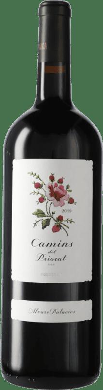 35,95 € Envío gratis | Vino tinto Álvaro Palacios Camins del Priorat D.O.Ca. Priorat Cataluña España Syrah, Garnacha, Cabernet Sauvignon, Cariñena Botella Mágnum 1,5 L