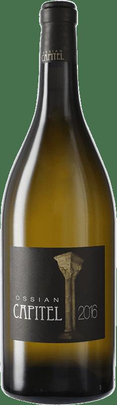 131,95 € Free Shipping | White wine Ossian Capitel I.G.P. Vino de la Tierra de Castilla y León Castilla y León Spain Verdejo Magnum Bottle 1,5 L