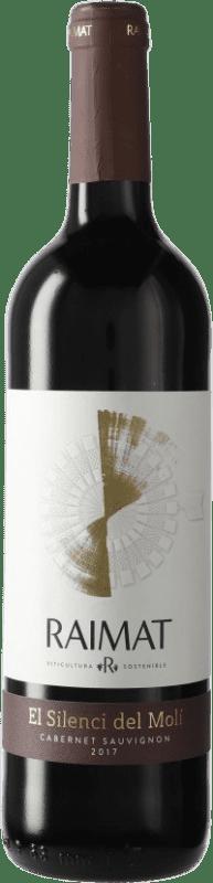 11,95 € Envoi gratuit | Vin rouge Raimat Castell de Raimat D.O. Costers del Segre Espagne Cabernet Sauvignon Bouteille 75 cl
