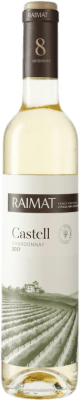 11,95 € Free Shipping | White wine Raimat Castell D.O. Costers del Segre Spain Chardonnay Medium Bottle 50 cl