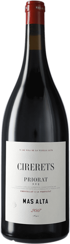 82,95 € Free Shipping | Red wine Mas Alta Cirerets D.O.Ca. Priorat Catalonia Spain Grenache, Carignan Magnum Bottle 1,5 L