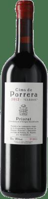 43,95 € Envío gratis | Vino tinto Cims de Porrera Clàssic D.O.Ca. Priorat Cataluña España Garnacha, Cabernet Sauvignon, Cariñena Botella 75 cl