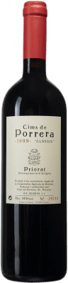 105,95 € Free Shipping | Red wine Cims de Porrera Clàssic 1999 D.O.Ca. Priorat Catalonia Spain Grenache, Cabernet Sauvignon, Carignan Bottle 75 cl