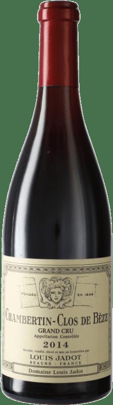 335,95 € Free Shipping | Red wine Louis Jadot Clos de Bèze Grand Cru A.O.C. Chambertin Burgundy France Pinot Black Bottle 75 cl