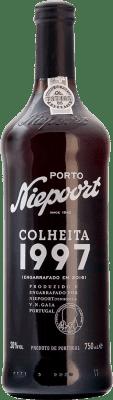 89,95 € Free Shipping | Red wine Niepoort Colheita 1997 I.G. Porto Porto Portugal Touriga Franca, Touriga Nacional, Tinta Roriz Bottle 75 cl
