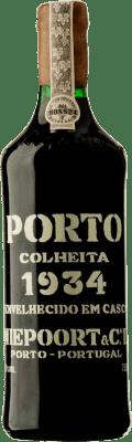 1 191,95 € Kostenloser Versand | Rotwein Niepoort Colheita 1934 I.G. Porto Porto Portugal Touriga Franca, Touriga Nacional, Tinta Roriz Flasche 75 cl
