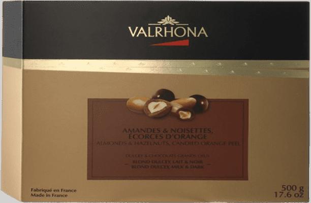 33,95 € Kostenloser Versand | Chocolates y Bombones Valrhona Collection Frankreich