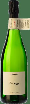 93,95 € Kostenloser Versand | Weißer Sekt Torelló Collection Brut Natur 2009 Corpinnat Spanien Macabeo, Xarel·lo, Parellada Flasche 75 cl