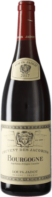14,95 € Free Shipping | Red wine Louis Jadot Couvent des Jacobins A.O.C. Bourgogne Burgundy France Pinot Black Bottle 75 cl