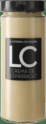 6,95 € Envío gratis | Salsas y Cremas La Catedral Crema de Espárrago España