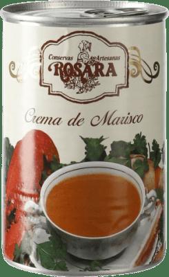 6,95 € Envío gratis | Salsas y Cremas Rosara Crema de Marisco España