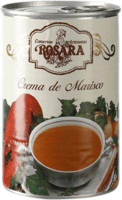 6,95 € Free Shipping | Salsas y Cremas Rosara Crema de Marisco Spain