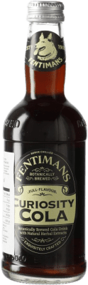 2,95 € Free Shipping | Refreshment Fentimans Curiosity Cola United Kingdom Small Bottle 27 cl