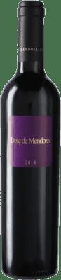27,95 € Free Shipping | Red wine Enrique Mendoza Dolç de Mendoza D.O. Alicante Spain Merlot, Syrah, Cabernet Sauvignon, Pinot Black Medium Bottle 50 cl