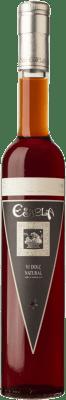 38,95 € Free Shipping | Red wine Mas Estela Dolç Solera D.O. Empordà Catalonia Spain Grenache Medium Bottle 50 cl