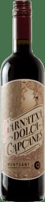 15,95 € Free Shipping | Red wine Capçanes Dolça D.O. Montsant Spain Grenache Bottle 75 cl