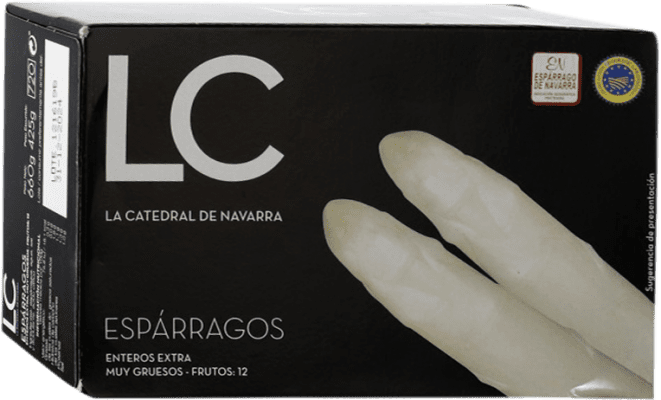 21,95 € Envoi gratuit   Conservas Vegetales La Catedral Espárragos Espagne 12 Pièces