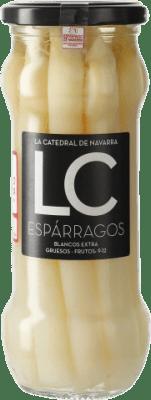 8,95 € Envío gratis | Conservas Vegetales La Catedral Espárragos España 8/12 Piezas