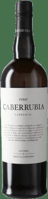 19,95 € Kostenloser Versand | Verstärkter Wein Luis Pérez Fino Caberrubia D.O. Jerez-Xérès-Sherry Andalusien Spanien Palomino Fino Flasche 75 cl