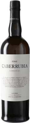 19,95 € Envoi gratuit | Vin fortifié Luis Pérez Fino Caberrubia D.O. Jerez-Xérès-Sherry Andalousie Espagne Palomino Fino Bouteille 75 cl
