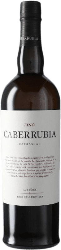 19,95 € Envoi gratuit   Vin fortifié Luis Pérez Fino Caberrubia D.O. Jerez-Xérès-Sherry Andalousie Espagne Palomino Fino Bouteille 75 cl