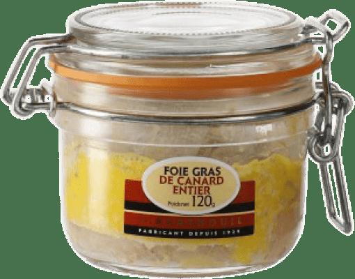 25,95 € Kostenloser Versand   Foie y Patés J. Barthouil Foie de Canard Entier Frankreich