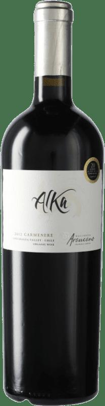 71,95 € Envoi gratuit | Vin rouge Piedra Negra François Lurton Alka I.G. Valle de Colchagua Vallée de Colchagua Chili Bouteille 75 cl