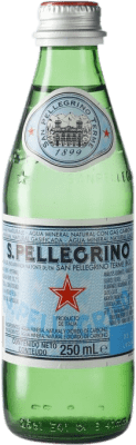 7,95 € Free Shipping | Water San Pellegrino Gas Sparkling Italy Small Bottle 25 cl