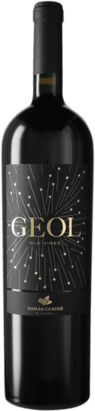 39,95 € Free Shipping | Red wine Tomàs Cusiné Geol D.O. Costers del Segre Spain Tempranillo, Merlot, Cabernet Franc Magnum Bottle 1,5 L